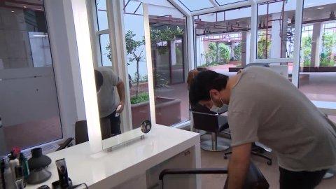 Friseure leiden unter der Test-Pflicht