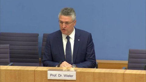 RKI-Chef Wieler erklärt, warum der R-Wert entscheidend ist