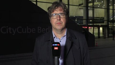 Michael Kellner im Interview bei RTL Aktuell