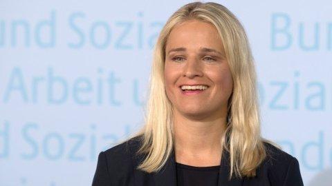 Verena Bentele, Präsidentin des Sozialverbands VdK.