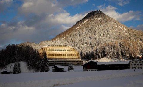 Hotel Interconti (Foto: Reuters)