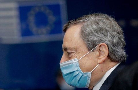Foto:Olivier Hoslet/Pool EPA via AP/dpa