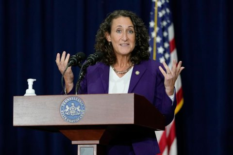 Pennsylvanias Staatssekretärin Kathy Boockvar
